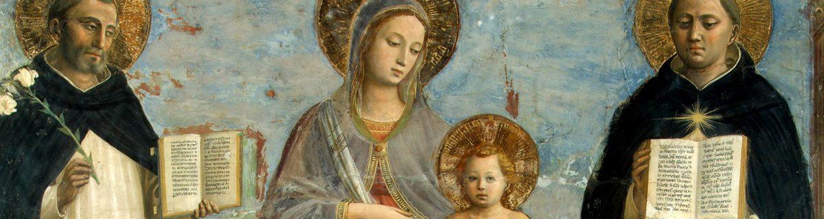 Pintura Fra Angélico 1420