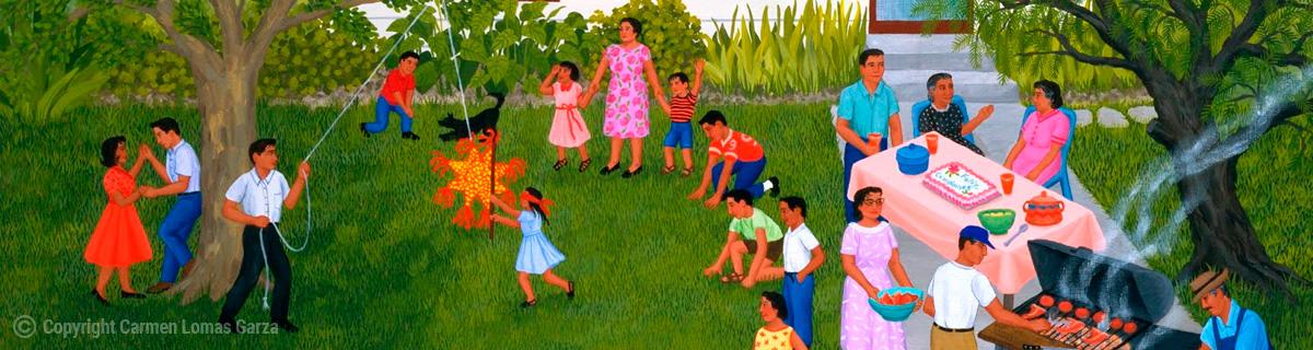 familia de carmen lomas